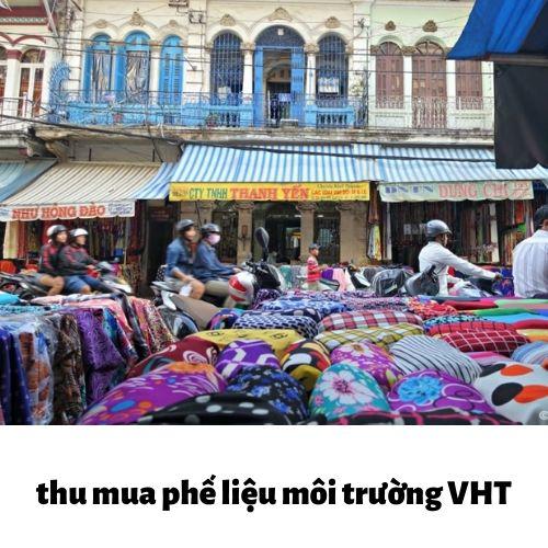 Danh sách chợ vải tốt nhất Sài Gòn
