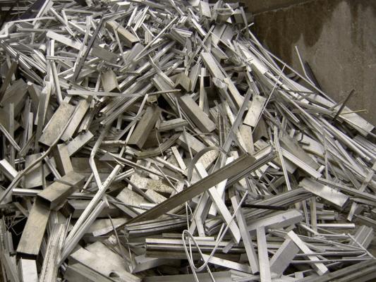 Giá phế liệu nhôm sắt vụn