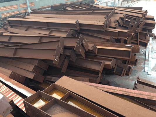 Giá sắt phế liệu Tân Phú