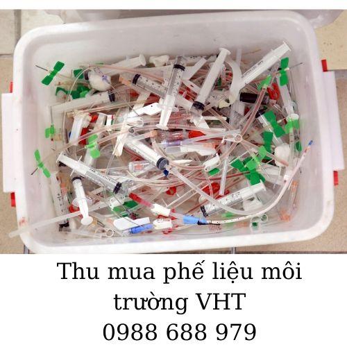 Nguy hại từ rác thải y tế