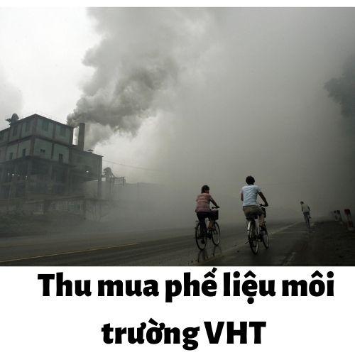nguyên nhân gây ô nhiểm môi trường không khí