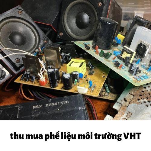 Nơi thu mua ve chai điện tử Sài Gòn